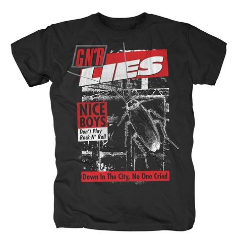 √Nice Boys von Guns N' Roses - T-Shirt jetzt im Bravado Shop