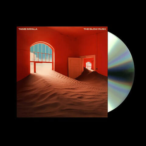 The Slow Rush von Tame Impala - CD jetzt im Bravado Shop