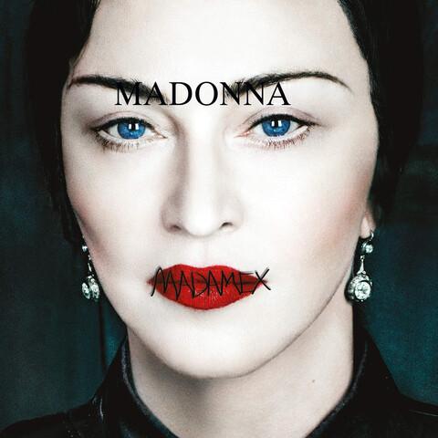 √Madame X von Madonna - CD jetzt im Bravado Shop