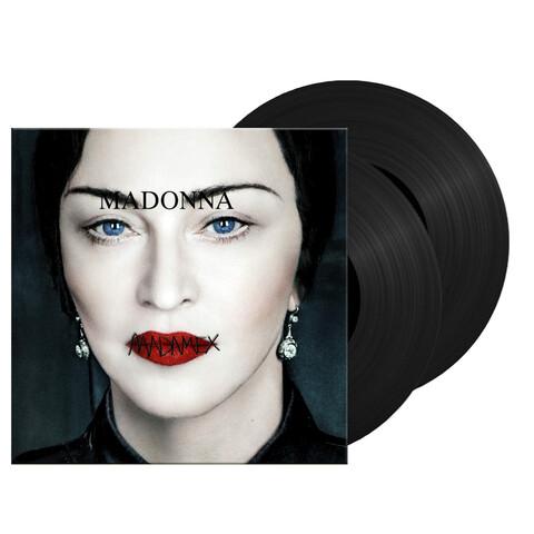 √Madame X (2LP) von Madonna -  jetzt im Bravado Shop