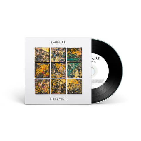 √Refraiming von L'aupaire - CD jetzt im Bravado Shop