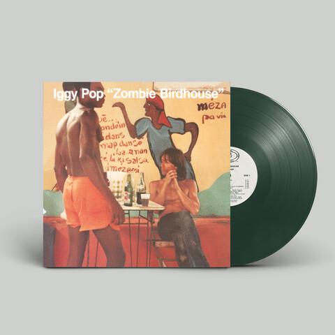 √Zombie Birdhouse (Ltd. Green Vinyl) von Iggy Pop - LP jetzt im Bravado Shop