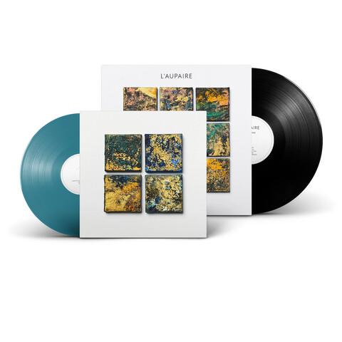 √Refraiming (LP) von L'aupaire - LP jetzt im Bravado Shop