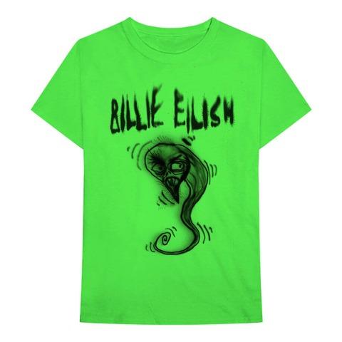 √Ghouls Character von Billie Eilish - Unisex Shirt jetzt im Bravado Shop