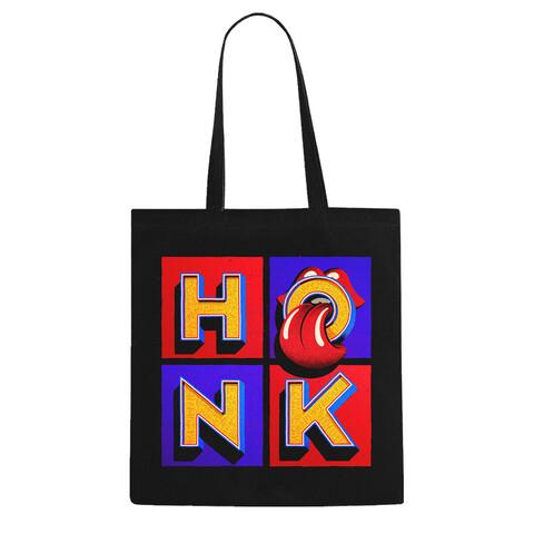 √Honk von The Rolling Stones - Baumwolltasche jetzt im Bravado Shop