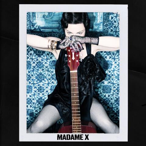 √Madame X (Ltd. Deluxe 2CD Hardcover) von Madonna - 2CD jetzt im Bravado Shop