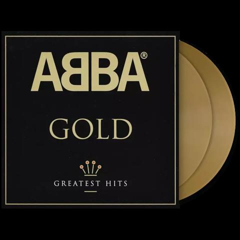 Gold (Ltd. Coloured 2LP) von ABBA - 2LP jetzt im Bravado Store