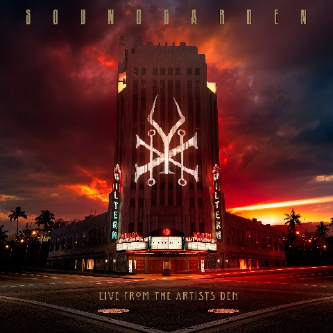 √Soundgarden - Live From The Artists Den (4LP) von Soundgarden -  jetzt im Bravado Shop