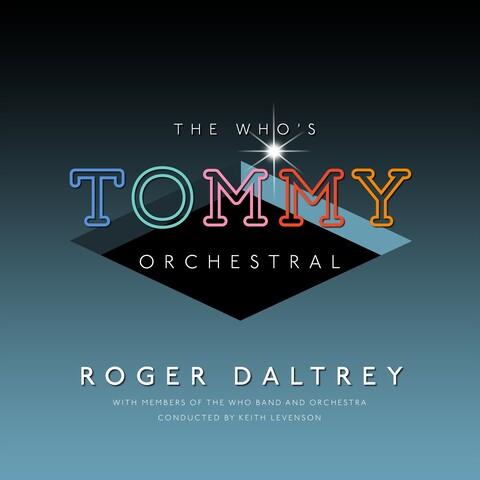 √The Who's TOMMY Orchestral von Roger Daltrey - LP jetzt im Bravado Shop