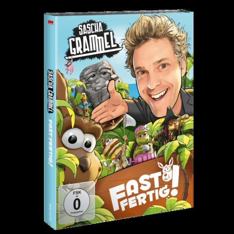 √Fast Fertig! (DVD) von Sascha Grammel - CD jetzt im Bravado Shop