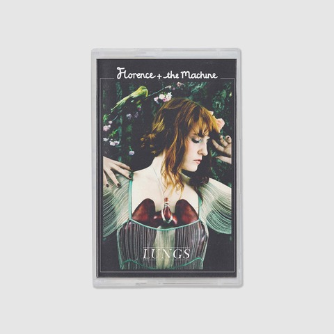 √Lungs (10th Annniversary Edition - Ltd. Cassette) von Florence + the Machine - MC jetzt im Bravado Shop