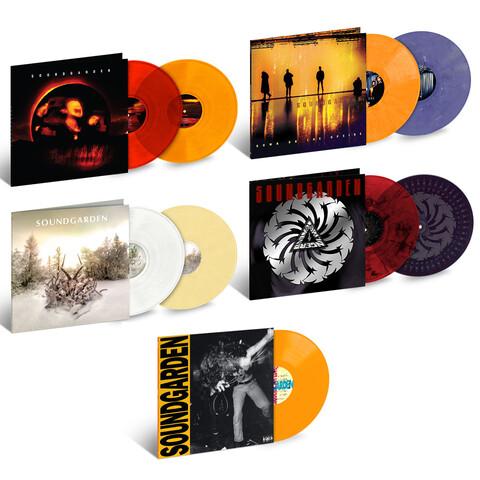 √Soundgarden 35th Anniversary Bundle von Soundgarden - LP jetzt im Bravado Shop