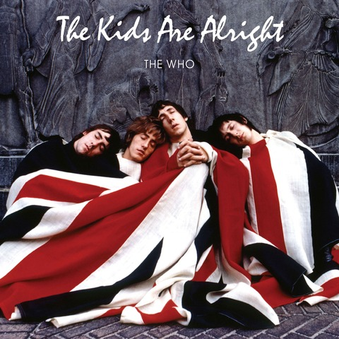 √The Kids Are Allright (LP Re-Issue) von The Who - 2LP jetzt im Bravado Shop
