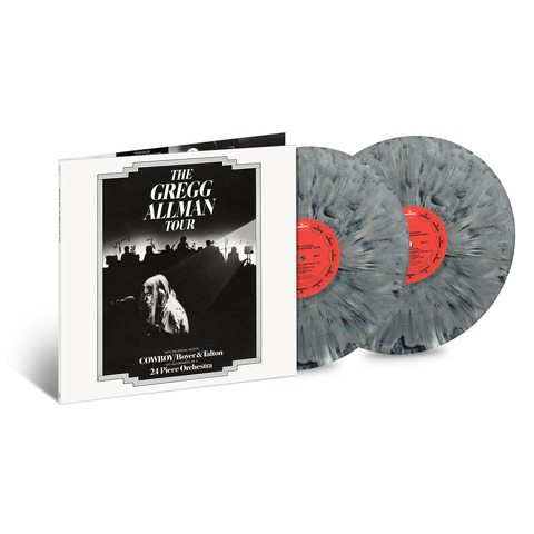√The Gregg Allman Tour (Ltd. Coloured 2LP) von Gregg Allman - 2LP jetzt im Bravado Shop