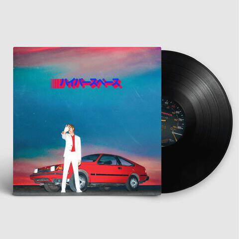 √Hyperspace von Beck - LP jetzt im Bravado Shop