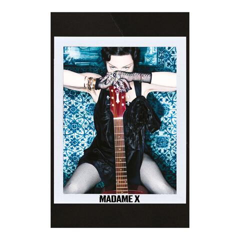 √Madame X (Ltd. Deluxe Kassette) von Madonna -  jetzt im Bravado Shop