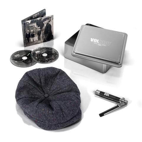 √Rewind, Replay, Rebound (Ltd. Fanbox) von Volbeat -  jetzt im Bravado Shop