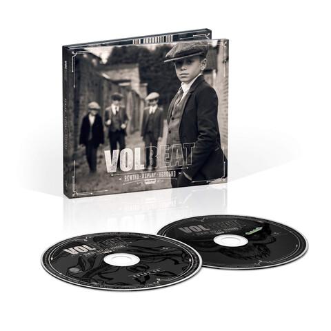 √Rewind, Replay, Rebound (Ltd. Deluxe Edition) von Volbeat - CD jetzt im Bravado Shop