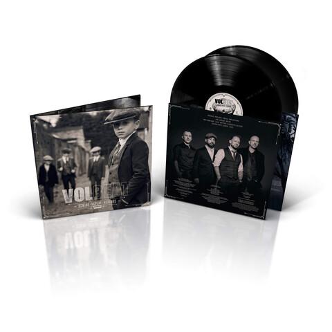 √Rewind, Replay, Rebound (2LP inkl. MP3 Code) von Volbeat - LP jetzt im Bravado Shop