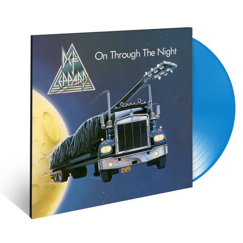 √On Through The Night (Ltd. Coloured LP) von Def Leppard - LP jetzt im Bravado Shop