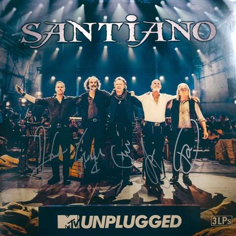 √MTV Unplugged (EXKL. SIGNIERTE Ltd. 3LP) von Santiano - LP jetzt im Bravado Shop