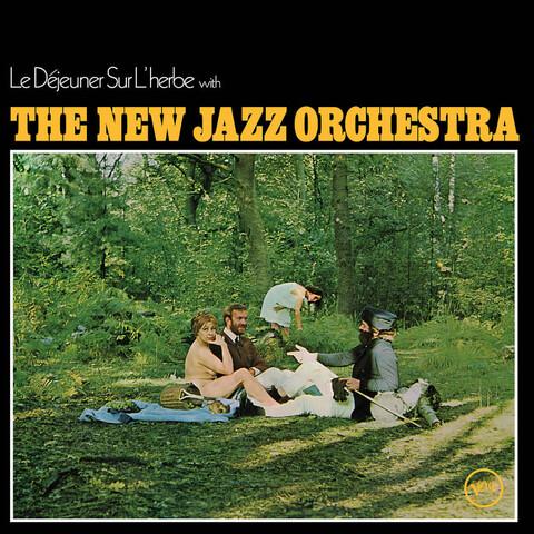 Le Djeuner Sur L'Herbe von The New Jazz Orchestra - LP jetzt im Bravado Shop