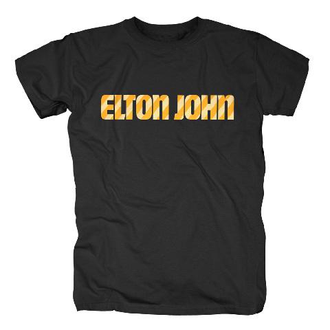 √Stripe Logo von Elton John - T-Shirt jetzt im Bravado Shop