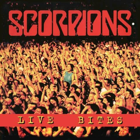√Live Bites von Scorpions - 2LP jetzt im Bravado Shop