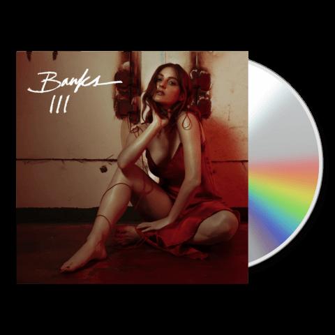 √III (CD Softpack) von BANKS - CD jetzt im Bravado Shop