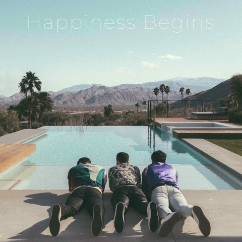 √Happiness Begins von Jonas Brothers - CD jetzt im Bravado Shop