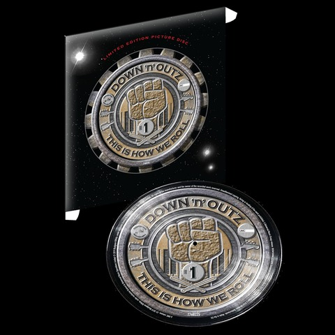 √This Is How We Roll (Ltd. Picture Disc Vinyl) von Down 'N' Outz - LP jetzt im Bravado Shop