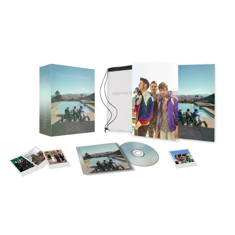 √Happiness Begins (Ltd. Fan Box) von Jonas Brothers - Box jetzt im Bravado Shop