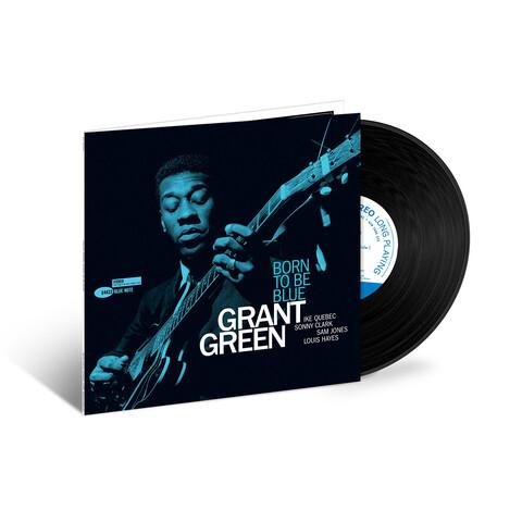 √Born To Be Blue (Tone Poet Vinyl) von Grant Green -  jetzt im Bravado Shop
