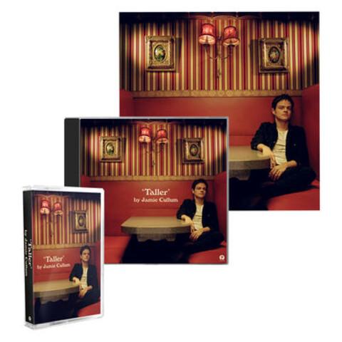 √Taller (Bundle mit Deluxe CD, signiertem Litho + MC) von Jamie Cullum - CD Bundle jetzt im Bravado Shop