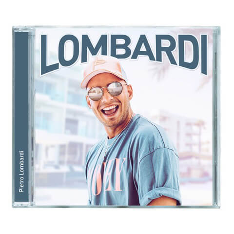 √LOMBARDI von Pietro Lombardi - CD jetzt im Bravado Shop