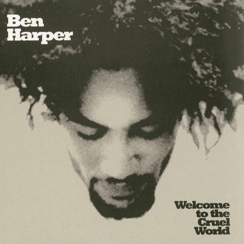 Welcome To The Cruel World (Ltd. Colour LP) von Ben Harper - 2LP jetzt im Bravado Shop