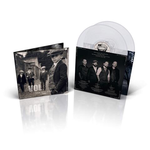√Rewind, Replay, Rebound (Ltd. Clear 2LP, inkl. MP3 Code) von Volbeat - LP jetzt im Bravado Shop