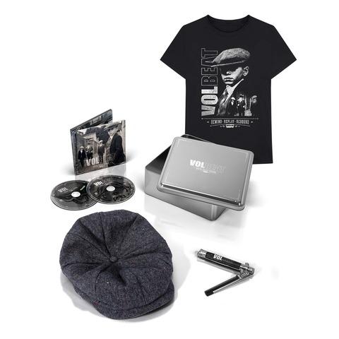 √Rewind, Replay, Rebound (Ltd. Fanbox & T-Shirt Bundle, Größe L) von Volbeat -  jetzt im Bravado Shop