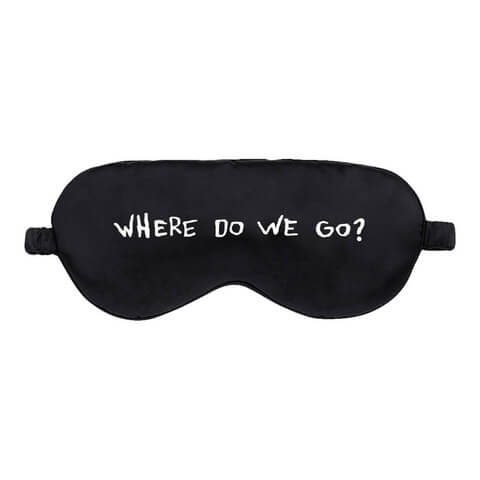 √Where Do We Go von Billie Eilish - Schlafmaske jetzt im Bravado Shop