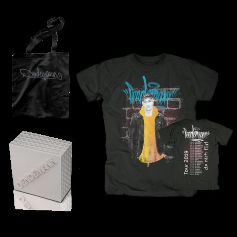 √Da nich für! (Limitiertes Bundle: Box, T-Shirt, Beutel) von Dendemann - CD Bundle jetzt im Bravado Shop