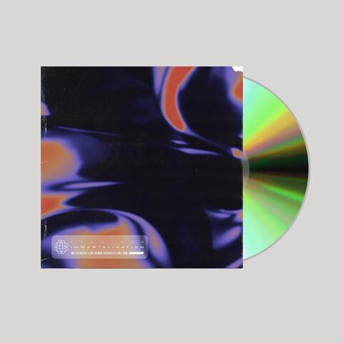 √IMMXRTALISATIXN von Scarlxrd - CD jetzt im Bravado Shop