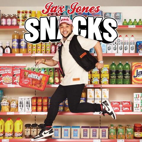 √Snacks von Jax Jones - CD jetzt im Bravado Shop