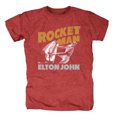√Rocketman Piano von Elton John - T-Shirt jetzt im Bravado Shop