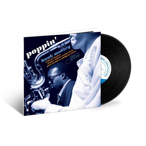 √Poppin' (Tone Poet Vinyl) von Hank Moble -  jetzt im Bravado Shop