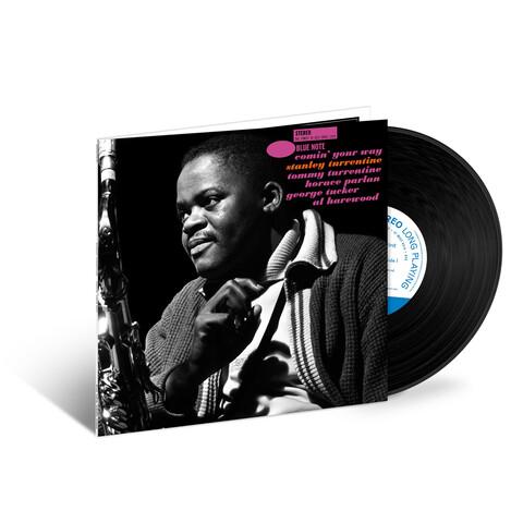 √Comin' Your Way (Tone Poet Vinyl) von Stanley Turrentine -  jetzt im Bravado Shop