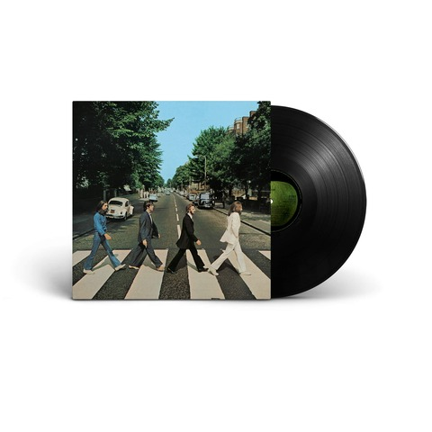√Abbey Road Anniversary Edition (1LP) von The Beatles - LP jetzt im Bravado Shop