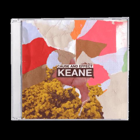 √Cause and Effect von Keane - CD jetzt im Bravado Shop