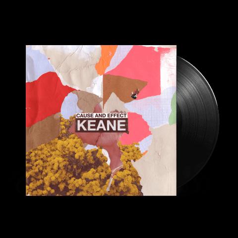 √Cause and Effect (LP) von Keane - LP jetzt im Bravado Shop
