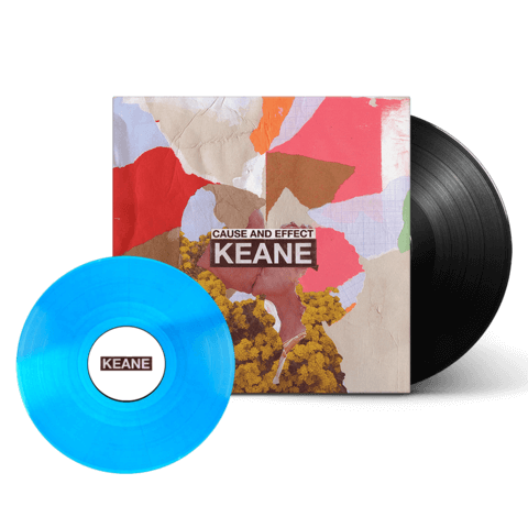 √Cause and Effect (Ltd. Deluxe 2LP + Bonus 10'') von Keane - 2LP jetzt im Bravado Shop