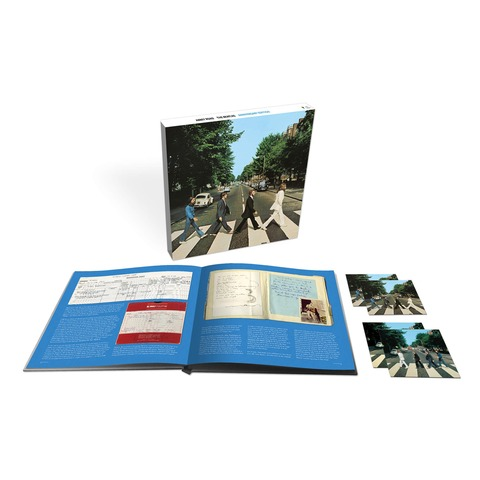 √Abbey Road Anniversary Edition (Ltd. Super Deluxe Box) von The Beatles - Box set jetzt im Bravado Shop